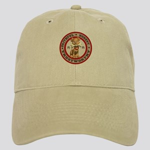 """Year of the Dog [Red & Brown Cap"